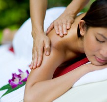 Asian Massage for the stressed professional